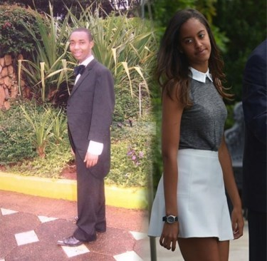 Malia Obama is Worth 70 sheep, 50 cows, and 30 goats to a Man in Kenya Who Plans to Buy Her Hand in Marriage