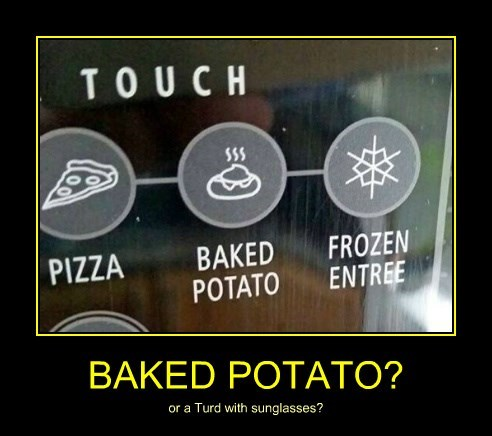 BAKED POTATO?