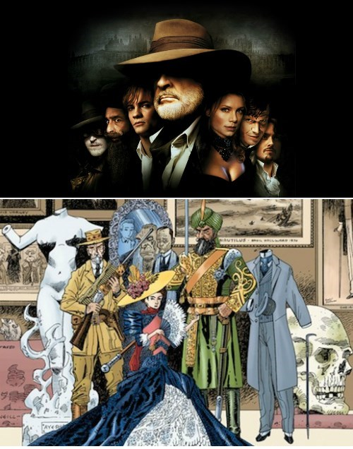 Looks Like Fox is Rebooting League of Extraordinary Gentlemen