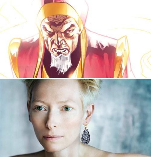 superheroes-doctor-strange-marvel-tilda-swinton-cast-as-ancient-one-news