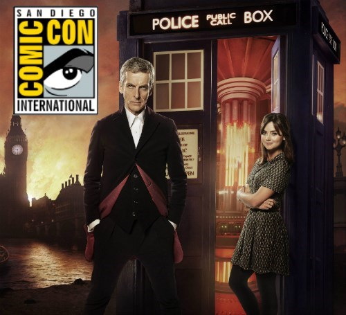 Peter Capaldi Can't Wait to Make His San Diego Comic Con Debut