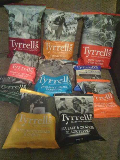 House Tyrrell Has the Chip Market Cornered