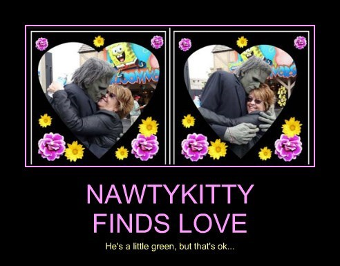 NAWTYKITTY FINDS LOVE