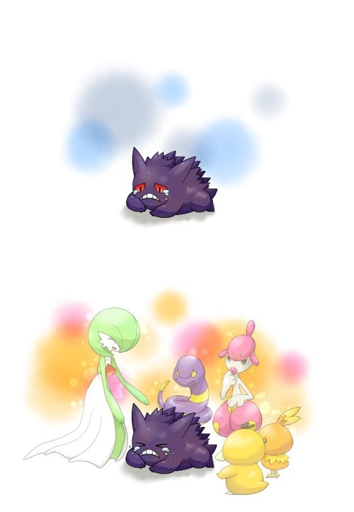 Don't Cry, Gengar