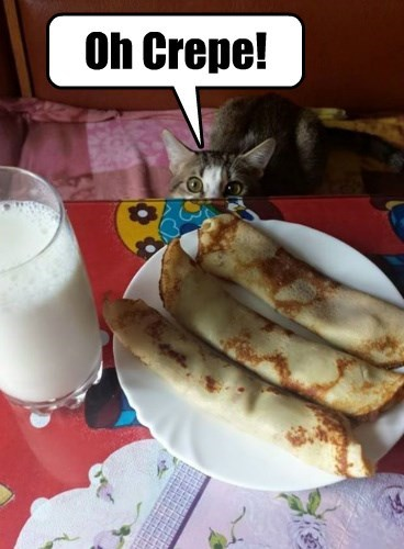 I can has Crepe?