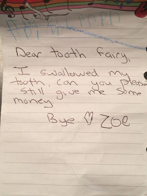 parenting tooth fairy image Can You Get Money Just for Losing the Tooth?