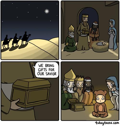 Thank God, Jesus Wasn't Born Nowadays
