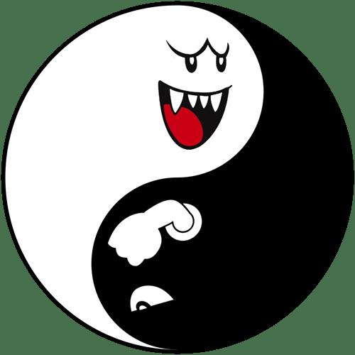 Bullet Bill and Boo: Yin and Yang of Mario