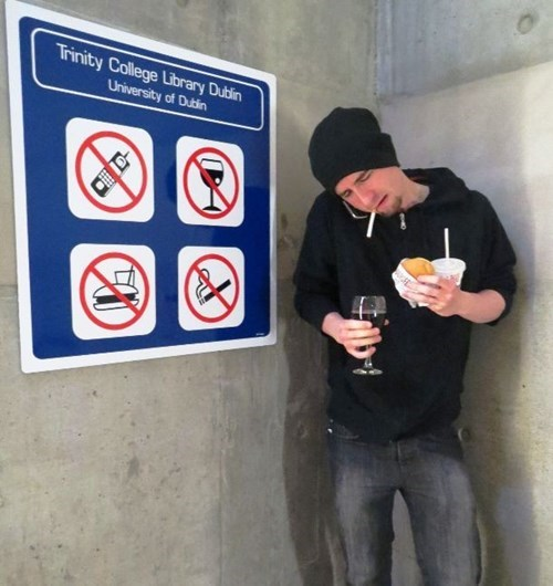 Screw Your Rules!