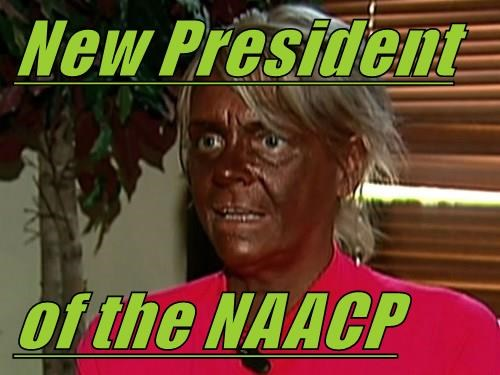 New President   of the NAACP