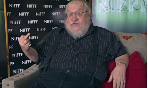 Game of thrones memes season 5 George R R Martin wants you to leave him alone.