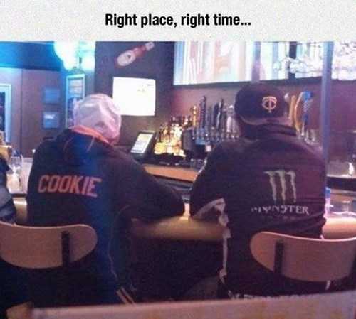 What Do You Think They Ordered Though?