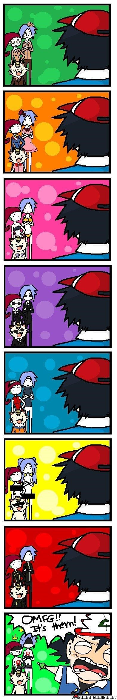 Oblivious Ash is Oblivious