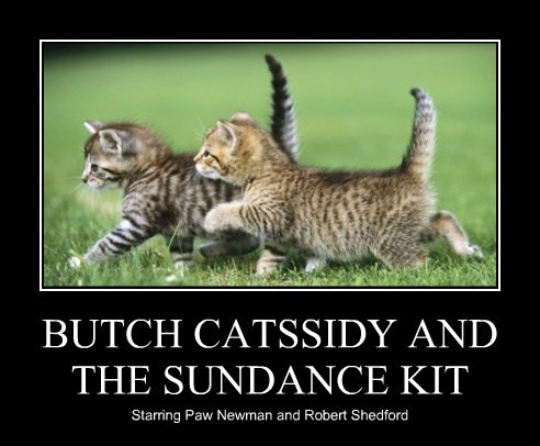 BUTCH CATSSIDY AND THE SUNDANCE KIT