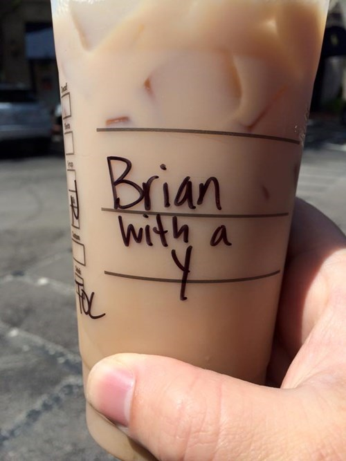 My Barista MAY Just Be Making Fun of Me