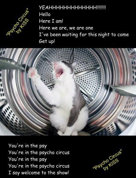 """Psycho Circus"" by KISS"