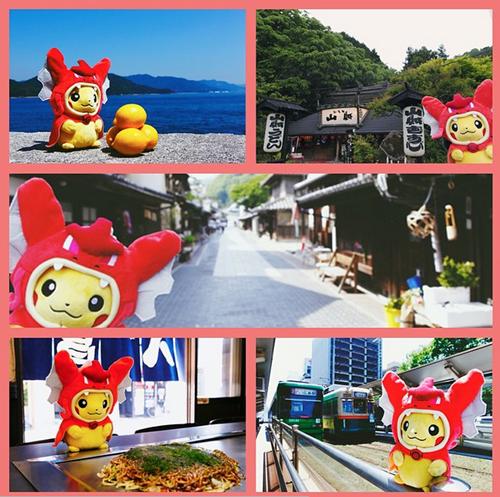 Pikachu Has His Own Instagram!