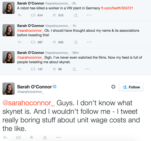 sarah connor,twitter,terminator,movies
