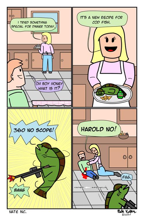 Cod of Duty