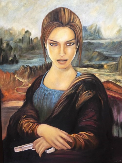 The Mona Lara