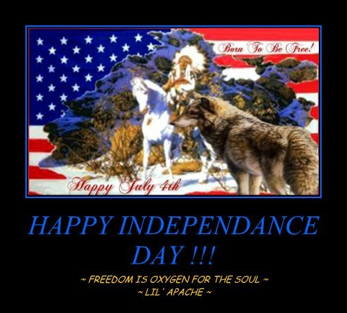 HAPPY INDEPENDANCE DAY !!!