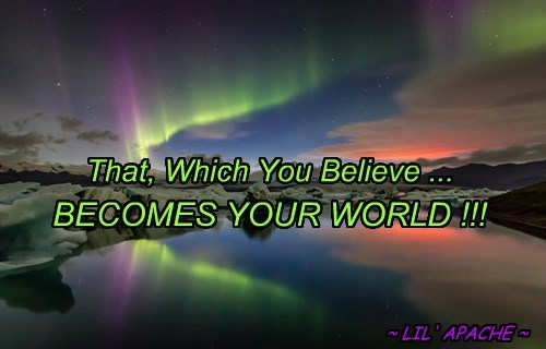 YOUR WORLD ...