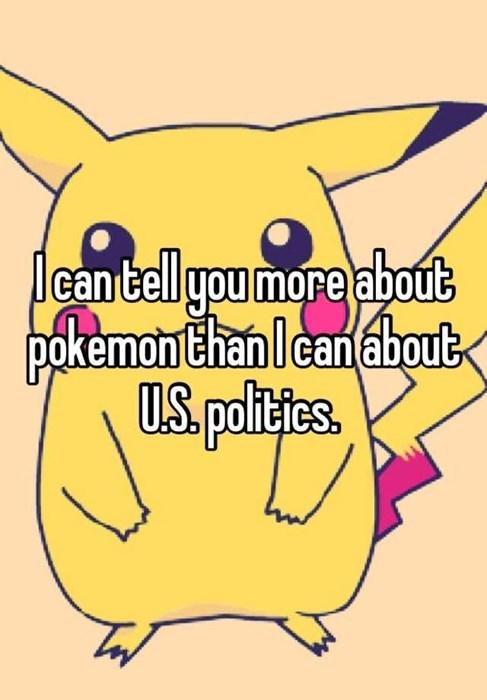 pokemon memes more about pokemon than politics