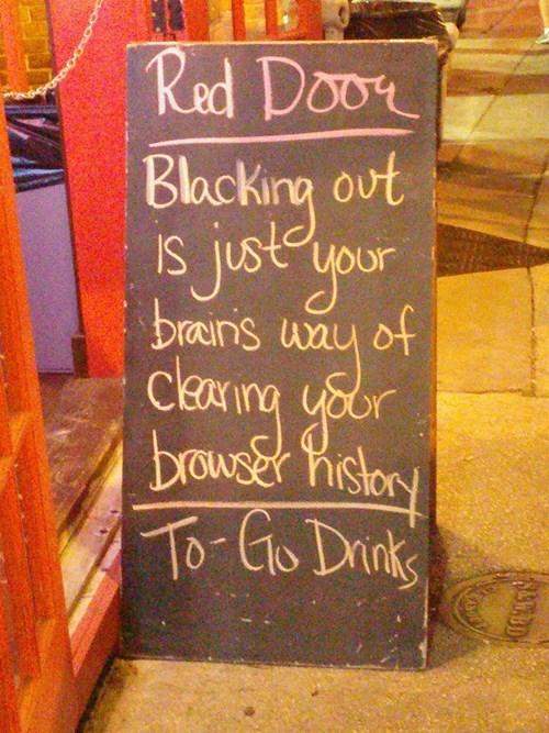 drunk, bar, sign, browser history
