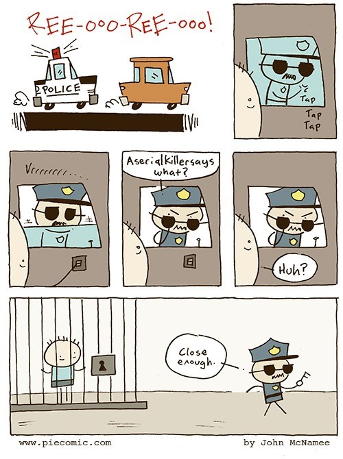 cops,sad but true,web comics
