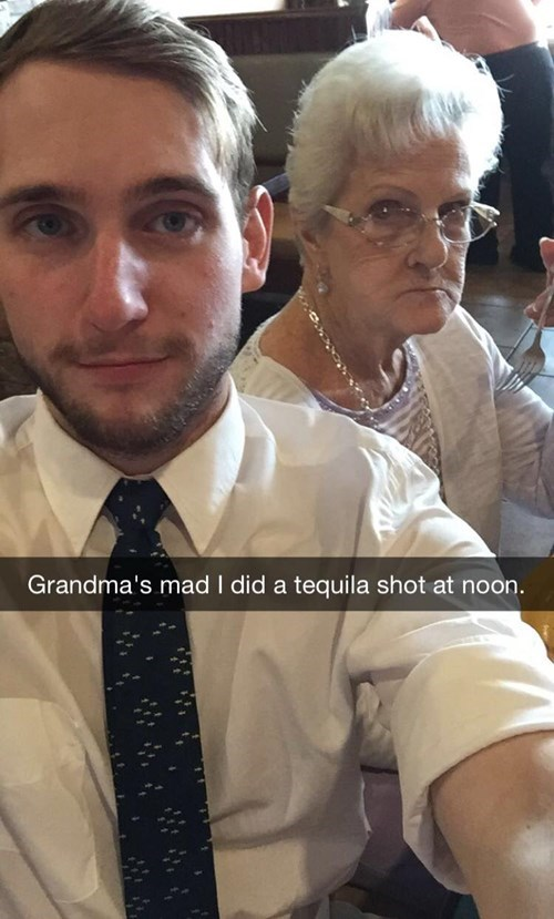 Screw You, Granny