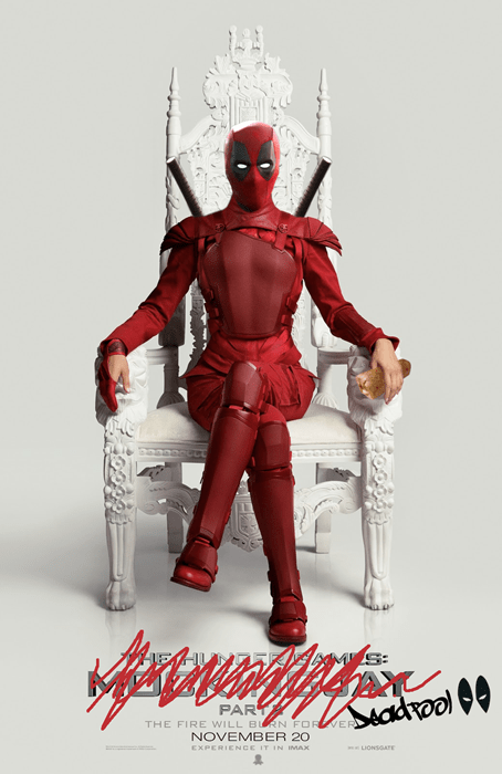 Deadpool is Taking Over All The Franchises