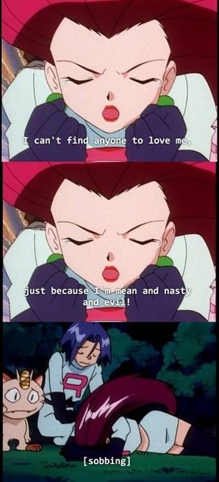 pokemon memes team rocket love