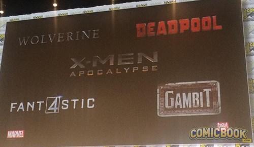 superhero memes marvel cinematic universe sdcc gambit logo reveal