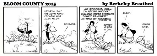 Bloom County is Back!
