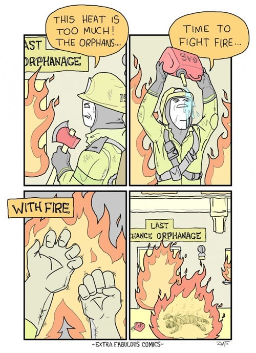 funny-web-comics-fight-fire-with-fire