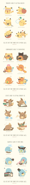pokemon memes guides
