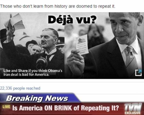 Breaking News - Is America ON BRINK of Repeating It?