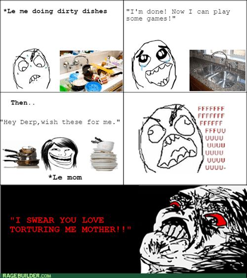 chores