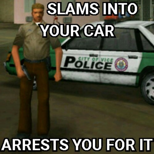 Vice City Cops Are Surprisingly Realistic