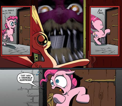 A Cupcake Pinkie Pie didn't Like