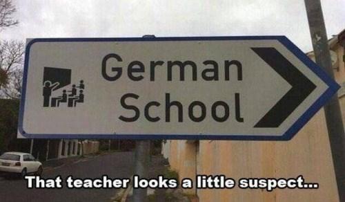 funny memes german school sign salute