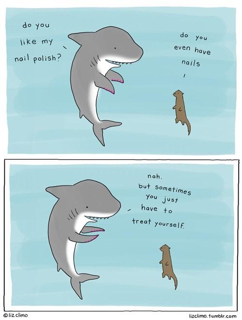 funny-web-comics-stylish-shark