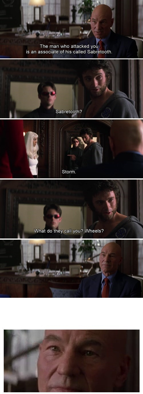 Don't Be Ableist, Logan