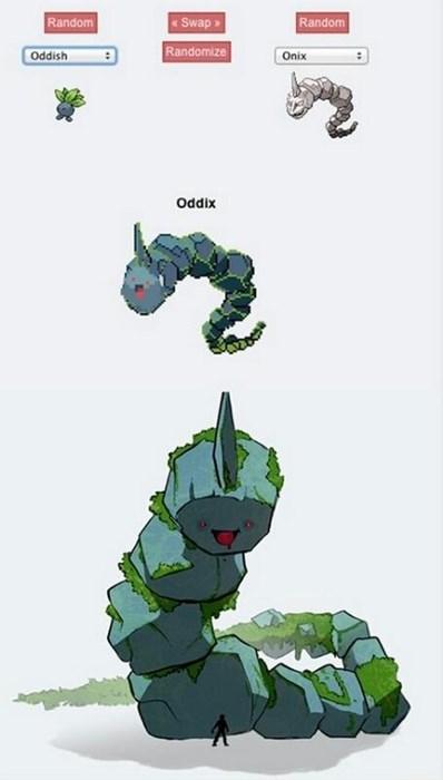 pokemon memes oddix