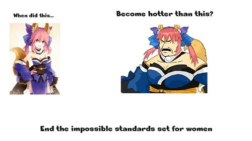 End the Impossible Standards