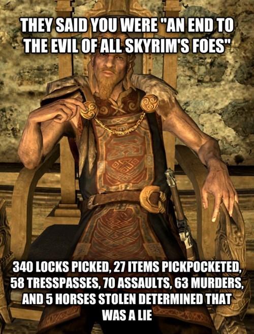 Maury: Skyrim Edition