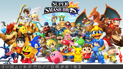 Tournaments are coming to Super Smash Bros for the Wii U