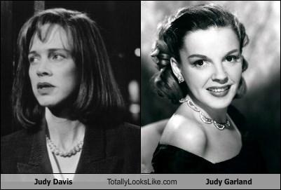 Judy Davis Totally Looks Like Judy Garland