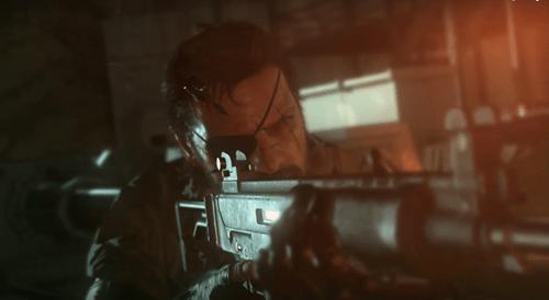 Metal Gear Logic HB6AAA580