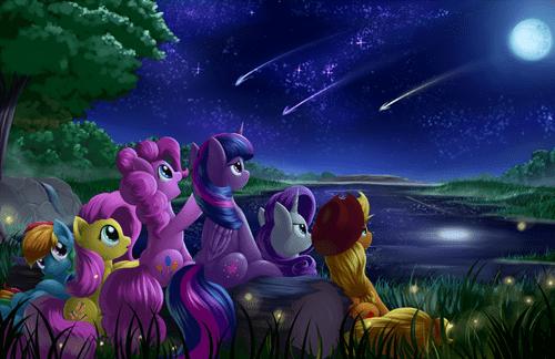 Starlight, Shine Bright